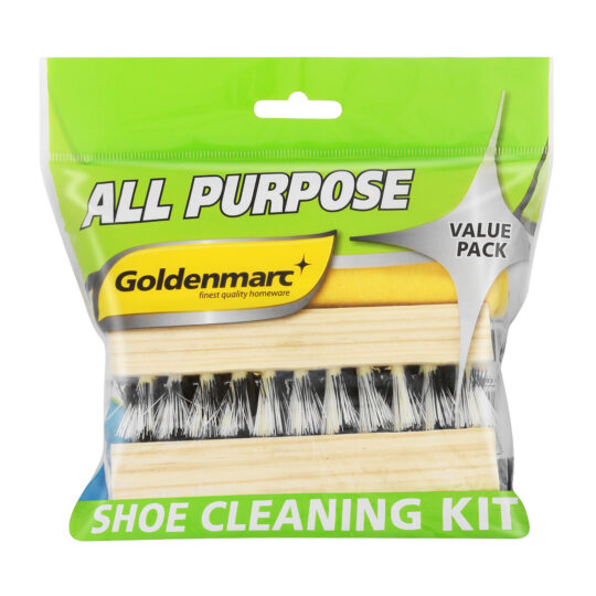 All Purpose show cleaning kit from goldenmarc