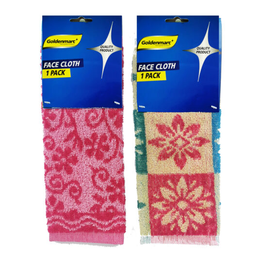 Goldenmarc Face Cloth 1 Pack